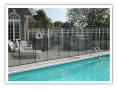 Aluminum Alloy Safety Fence Barrier