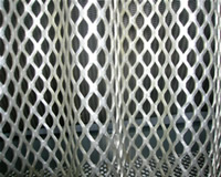 Expanded Aluminum (Aluminum Expanded Metal Mesh)