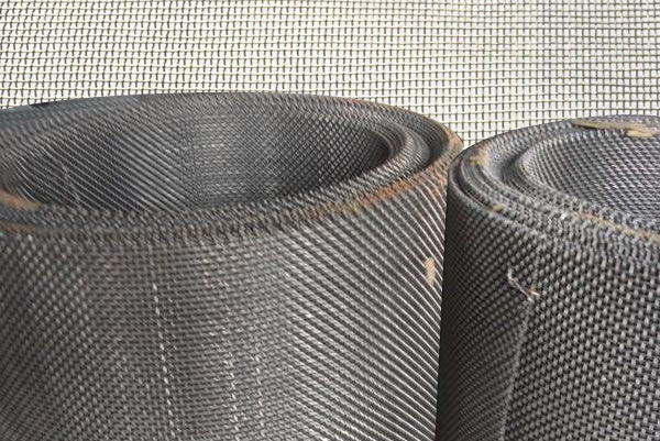 Woven Wire Cloth in Aluminum or Aluminum Alloy