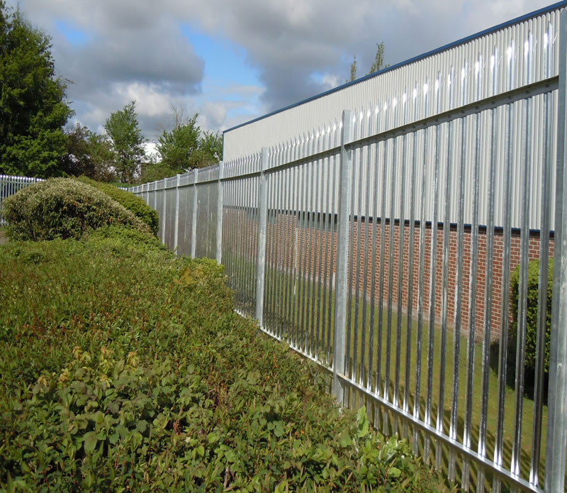 Euro Fence High Security Pencing Panels with Gates